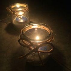 lanterna per dolci momenti di relax.