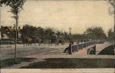Gladstone Boulevard Kansas City Missouri