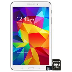 "Samsung® 7"" Galaxy 4 Tablet 
