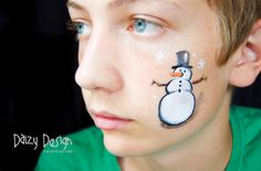 Festive Faces - Daizy Design