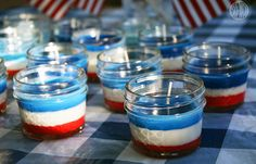 10 Fourth of July Crafts for Kids- Citronella candles made from old crayons