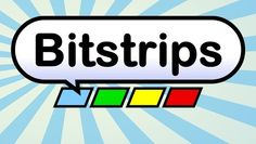 Bitstrips - The mobile app!! Turn you and your friends into a cartoon.
