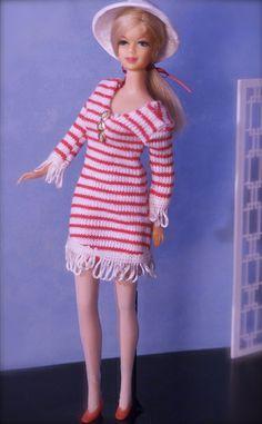 Barbie - Mod Era Twist n' Turn Stacey - Blonde