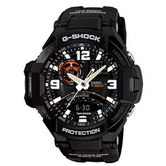 Casio G-Shock GA-1000-1AER horloge ultraviolet