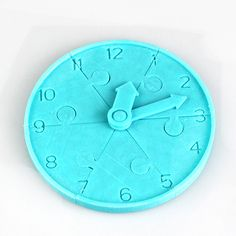Download Jigsaw Clock Game for Teaching Children to read the time by CEL Robox -