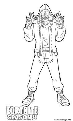 Fortnite Skins Coloring Pages Printable Coloring Pages For Boys, Cartoon Coloring Pages, Free Coloring Pages, Printable Coloring Pages, Coloring Books, Marvel Drawings, Art Drawings, Llama Drawing, Skin Drawing