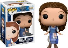 Beauty and the Beast - Belle (Village) Funko Pop! Vinyl Figure | Popcultcha