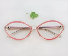 269bc2cb32a 80s Cat-Eye Frames   Vintage french dead stock eyeglasses by 1980s   pin up