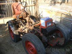 malotraktor domacej vyroby - 1