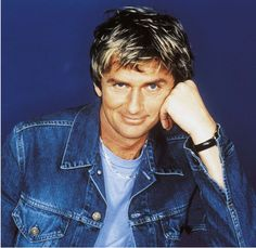 Mike Oldfield he's looking good!