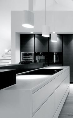 Insideamansionmodernkitchen  Newmodernhomedesignsfresh Pleasing New Modern Kitchen Design 2018