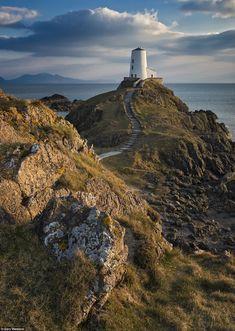 Twr Mawr, Llanddwyn Island (Ynys Llanddwyn), Anglesey, Wales, by Gary Waidson...
