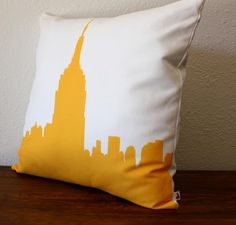 NYC.  For my part of the country, the Atlanta skyline would be appropriate!