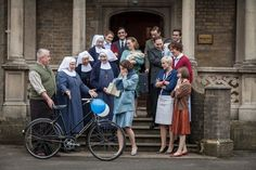 Call The Midwife, Season 3 Episode 8 (Season Finale May 2014) - this is the episode that viewers and the cast of characters say goodbye to Nurse Jenny Lee.