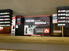Awesome new booth look for 2013! Thanks #GalaxyDisplays #groupfitness #powermusic #tradeshows #SCW