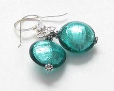 Murano Venetian Glass Jewelry- want to make these!!