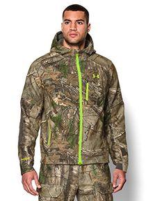 Under Armour Men's UA Storm WINDSTOPPER Camo Jacket