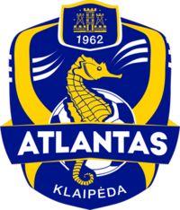 Logo of FK Atlantas Klaipeda Fifa, Soccer Logo, Soccer Teams, Rangers Fc, Sports Clubs, Juventus Logo, Football Team, Premier League, Sports