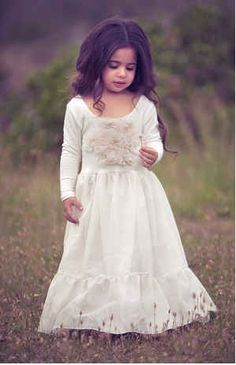 Ballet Swan Frock Dress | 41 Flower Girl Dresses That Are Better Than Grown-Up People Dresses