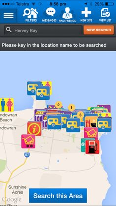 Campedia your ultimate Camping and Caravanning App for Australia Stuff To Do, Things To Do, Bay News, Find Friends, News Sites, Australia, Names, Camping, Messages