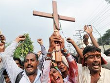Persecution in MP