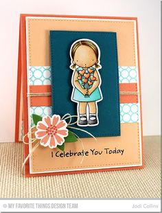 Heart Bouquet, Modern Blooms, Simply Circles Background, Flower and Leaf Trio Die-namics, Heart Bouquet Die-namics, Modern Blooms Die-namics - Jodi Collins  #mftstamps