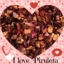 """El recomenat de la quinzena: Infusió """"Piruleta"""" amb poma, hibisc, gavarrera, panses, papaia i aroma natural. Dolça barreja amb l'aroma i el sabor de les piruletes. Ifusió sense teïna, perfecta per als més petits. 100 grs / 3,85 €. Troba'l a http://teteriaonline.cat/EL-TE-DE-LA-QUINZENA amb el 30% de descompte!"""