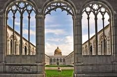 Piazza dei Miracoli - Cimitero Monumentale