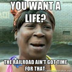 Railroad Wife Life!