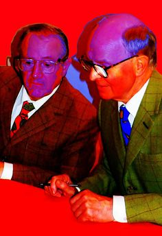 Gilbert & George at the Brooklyn Museum