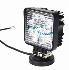 Find More Lights & Indicators Information about WholeSale Cree 27W LED Work Light Car Light Source Car Styling LED Lamp Fog lights Motorcycle Tractor Offroad Truck Boat L15 C,High Quality Lights & Indicators from Elsbon Electronic & Car Accessory on Aliexpress.com Led Work Light, Work Lights, Cheap Trucks, Air Compressor, Buying Wholesale, Led Lamp, Car Accessories, Offroad, Tractors