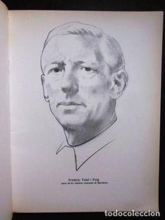 Retrat Frederic Vidal i Puig