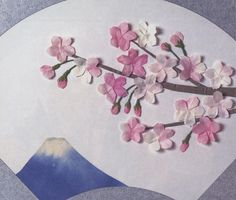 Learn how to make really cute origami cherry blossom flowers! The model is folded from one sheet of paper, starting from a pentagon. Traditional Japanese sakura flowers are easy to make, and look lovely!