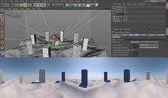 Cinema 4D – Creating 360° Panorama Rendering Tutorial
