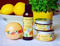 Wtorek cudownie pachnie słodkim mango za sprawką nowego rytuału Organique o zapachu tego owocu. Kula do kąpieli, olej do kąpieli i masażu, pianka do mycia ciała oraz balsam z masłem Shea - czekają mnie niesamowite chwile relaksu i odprężenia :) Więcej informacji - http://www.organique.pl/ Recenzja za jakiś czas na blogu ...