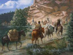 Indian war art prints - Bing Images