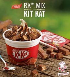 Kit Kat do Burguer King | Conjunto Nacional: Gastronomia