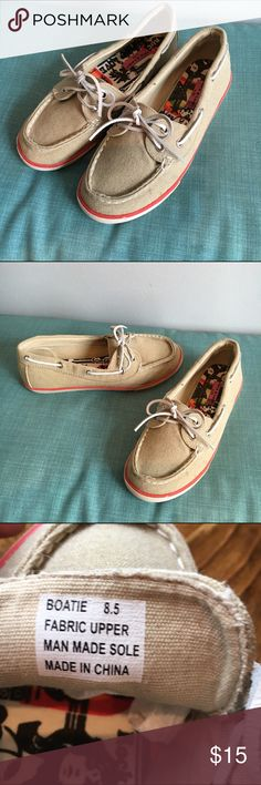 Boat Shoes Boat shoes size 8.5 Rock and Candy Shoes Flats & Loafers