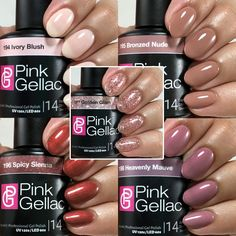 """Everyone that uses gel polish needs to know about the """"acrygel"""" technique. Acrygel is a combination of the words acrylic and gel. It's a method for adding strength to your nails…"""