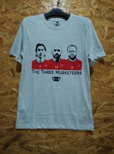 #ArsenalFC series | The Three Musketeers | For more info and order  SMS/WA +628888526003 Call +622141514266