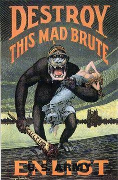 25 Bizarre Propaganda Posters