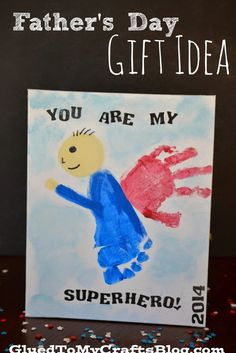 Father's Day Crafts To Celebrate Dad (And Grandpa!)