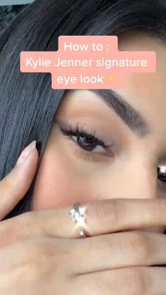 Maquillage Kylie Jenner, Maquillage On Fleek, Makeup Inspo, Makeup Inspiration, Makeup Hacks, Makeup Goals, Makeup Routine, Makeup Art, Skin Makeup