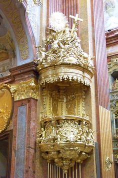 Melk Abbey, Austria Melk Austria, Wachau Valley, Danube River Cruise, European River Cruises, Cruise Europe, Heart Of Europe, Church Interior, European Tour, Roman Catholic