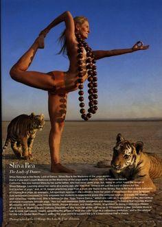 Shiva Rea; Yoga as a concious evolution