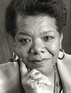 "Even the title is beautiful..""I Know Why the Caged Bird Sings"" Thank-you Maya Angelou"