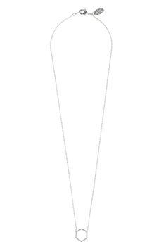 Polygon Necklace | ZipMeUp - Online Luxury Fashion