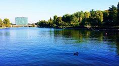 Parco Centrale del Lago – A lake in the city