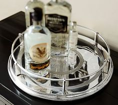 Speakeasy Tray #potterybarn