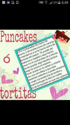 Puncakes o tortitas
